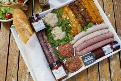 Noosa International Hamper - BBQ Pack