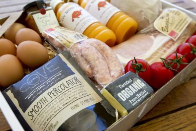 Noosa International Hamper - Local Farmers Breakfast For Two